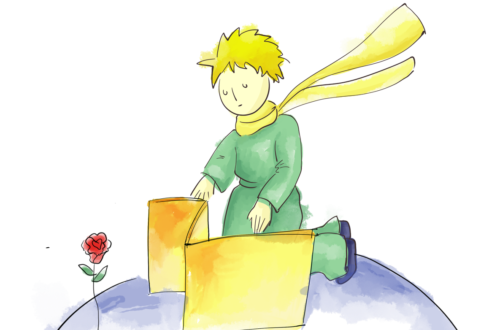 liknologio-little-prince-rose